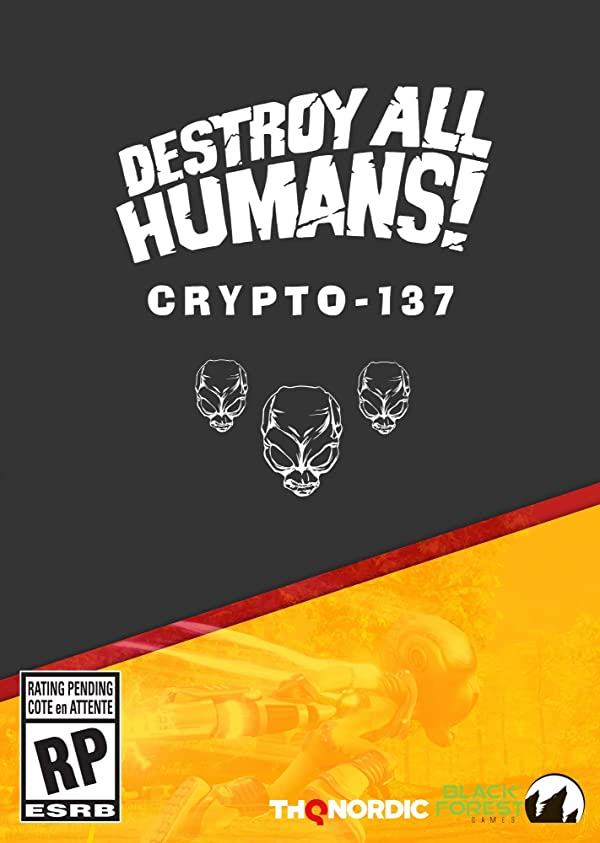 Destroy All Humans! Crypto-137 Edition - Playstation 4