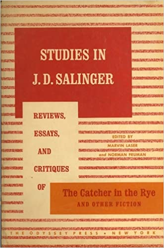 catcher in the rye depression essays Innocence themes in literary works are recurring, unifying subjects or ideas, motifs that allow us to understand more deeply the characters and their world in the catcher in the rye, the major themes reflect the values and motivations of the characters some of these themes are outlined in the following sections as its title.