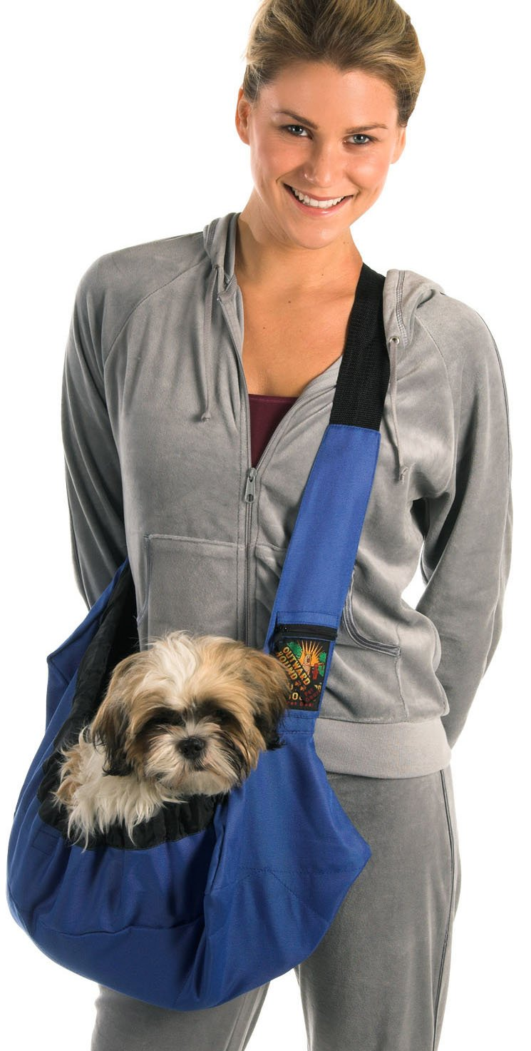 Kyjen Outward Hound Sling-Go Pet Sling Carrier