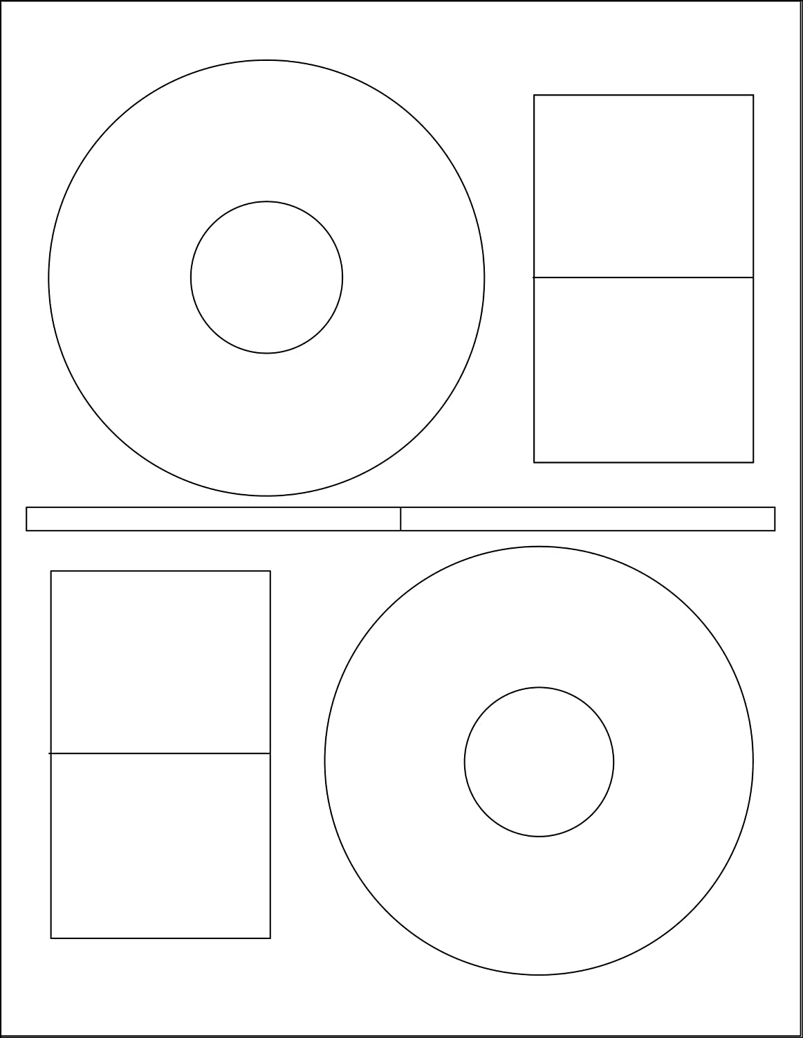 Cdstomper template 28 images cd stomper 2 up slim for Cd stomper 2 up standard with center labels template