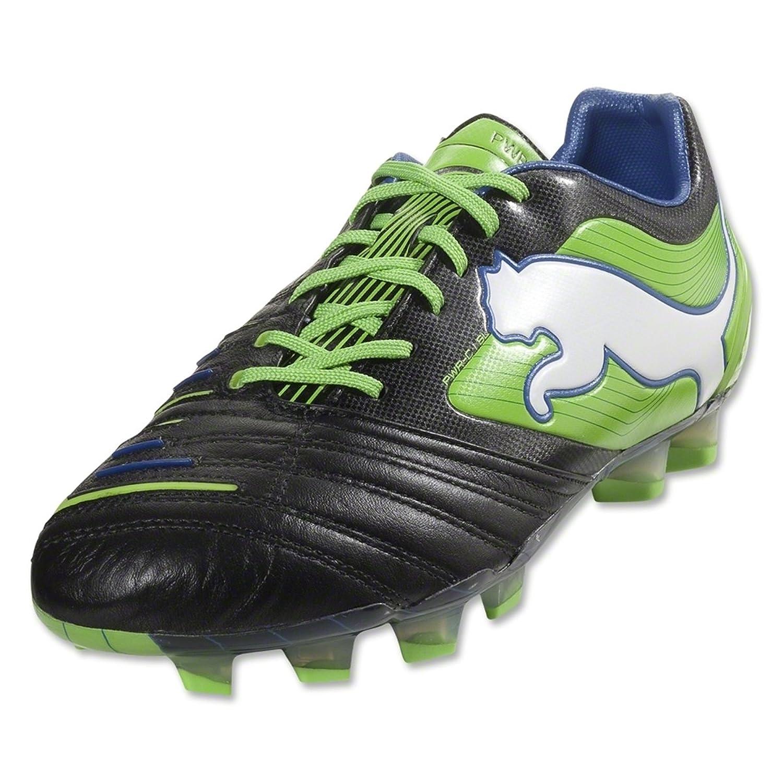 Puma PowerCat 1.12 SL Firm Ground FG Mens Soccer Cleats vizari mens sorrento m soccer cleats silver black 93253