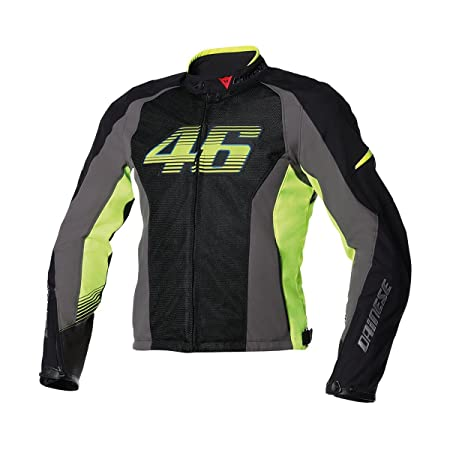 Dainese 1735171_620_46 GVR46 AIR TEX Noir