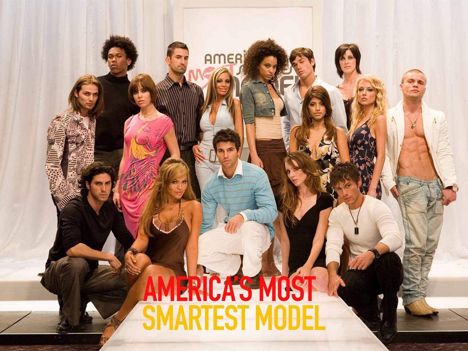 America's Most Smartest Model on Amazon Prime Instant Video UK