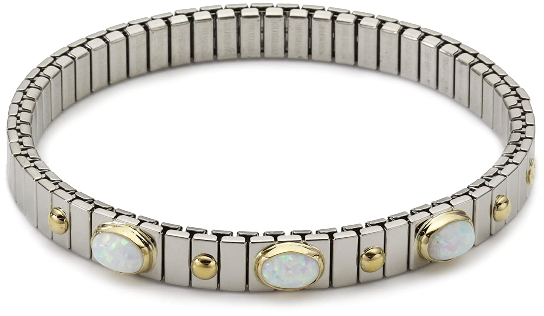 Nomination Damen-Armband Klein Opal Weiß 042105/007 günstig kaufen
