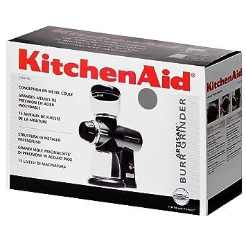 kitchenaid5kcg100eacbroyeur caf caf artisan cr me cuisine maison ee122. Black Bedroom Furniture Sets. Home Design Ideas