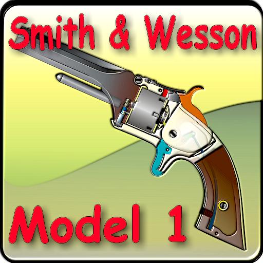 smith-wesson-revolver-mod-1