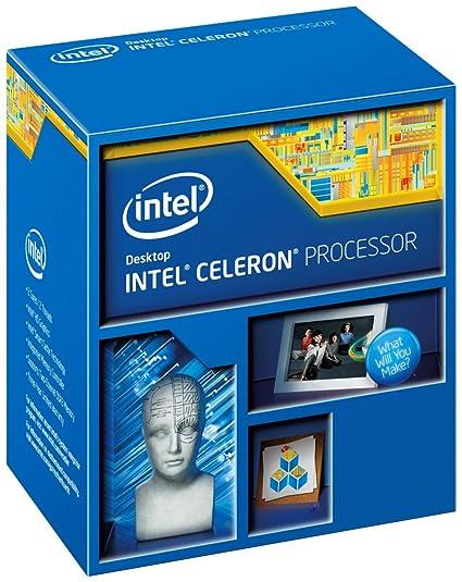 BX80646G1820 - INTEL CELERON G1820, 2X 2.70GHZ, BOXED SOCKEL 1150, 2MB CACHE, DUAL-CORE, HD-GRAFIK