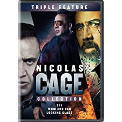 Nicolas Cage Collection (211 / Mom and Dad / Looking Glass)