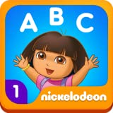 Dora ABCs Vol 1: Letters & Letter Sounds