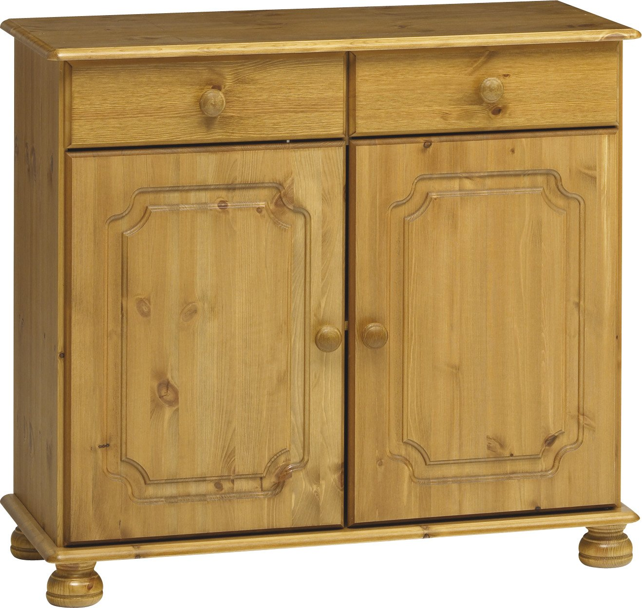 Steens 2 Door Plus 2 Drawer Pine Sideboard       review and more information