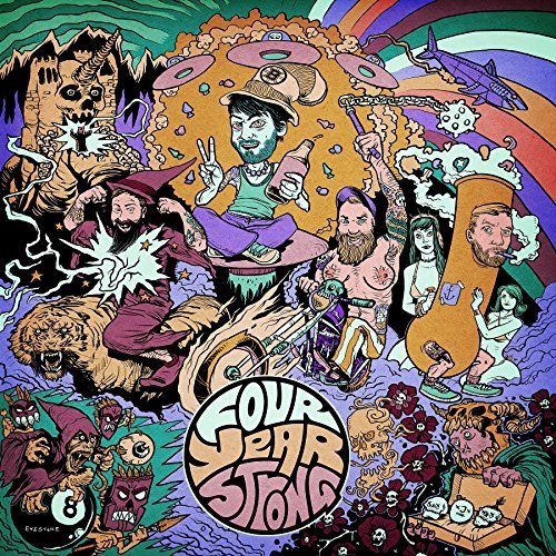 Four Year Strong by Pure Noise