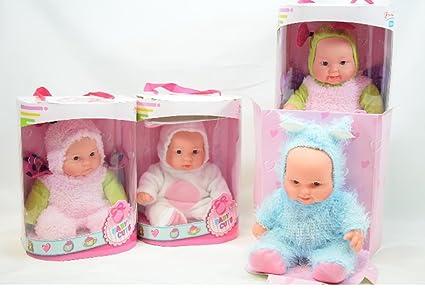 Bébé poupée dans costume animal / l'unité