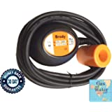 BRODY Float Switch Water Level Control Sensor with 10' Cable