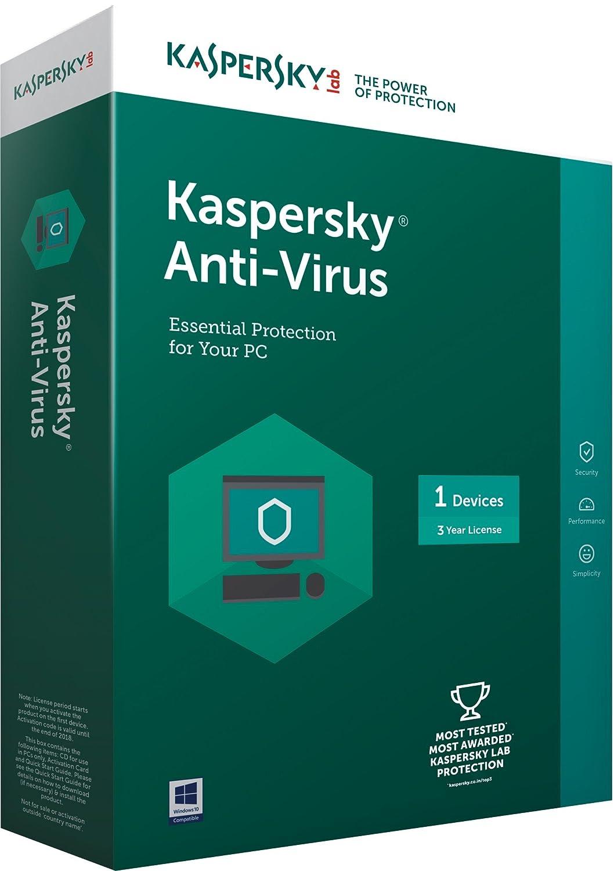 Kaspersky anti virus latest version
