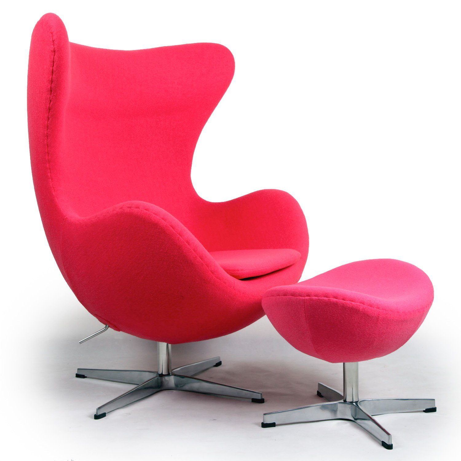 Upholstered pink chairs for girls 39 rooms for Cool furniture for your room