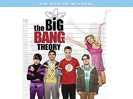 The Big Bang Theory - Staffel 2 [dt./OV]