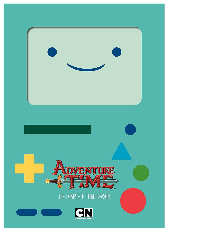 Adventure Time Season 3 Dvd Adventure Time Pop