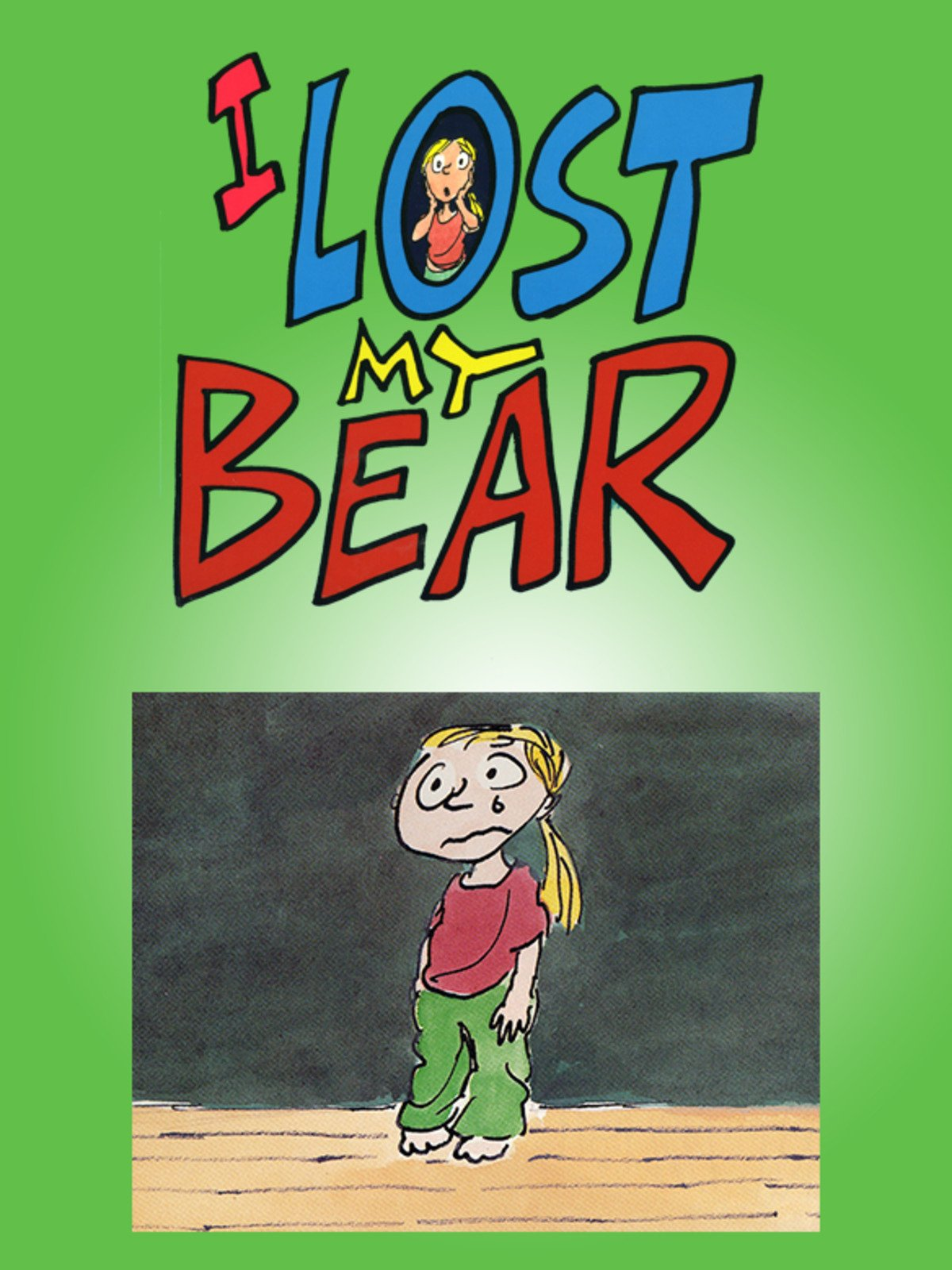 I Lost My Bear on Amazon Prime Video UK