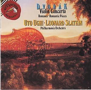 Dvorak: Violin Concerto