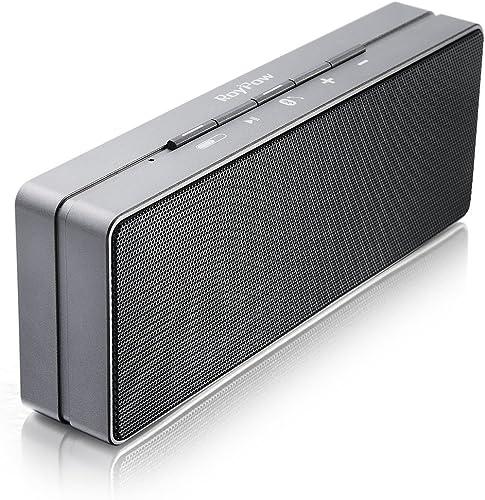 Roypow Aluminum Portable Bluetooth Speaker