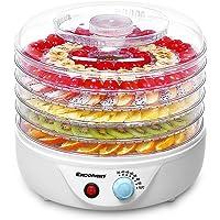 Excelvan 5-Tier 240W Electric Food Fruit Dehydrator Preserver