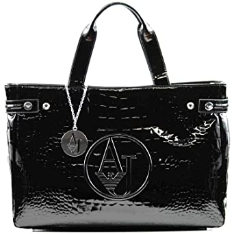 d0ae4c7c966 You will observe more information, compare price and also study review  consumer ideas before purchase Armani Jeans AJ Tasche Handtasche Borsa  Schwarz Z5274.