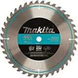 Makita A-93669 10-Inch 40 Tooth Micro Polished Mitersaw Blade (Color: Silver)
