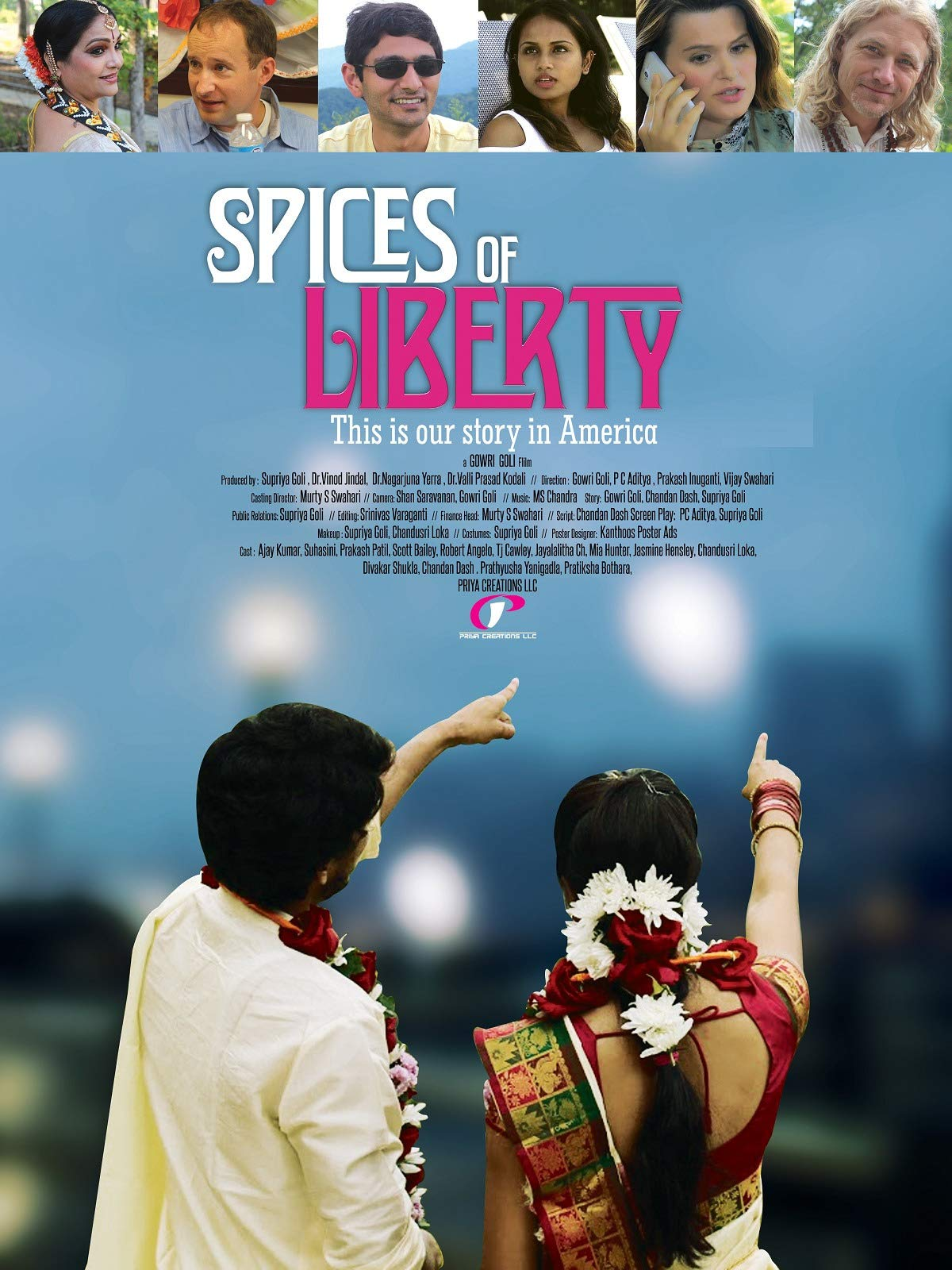 Spices of Liberty on Amazon Prime Video UK
