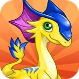 Jurassic Story Dragon Games - Dinosaur Pet Breeding City Sim Game Free Fun For Monster Mania, Kids, Boys and Girls