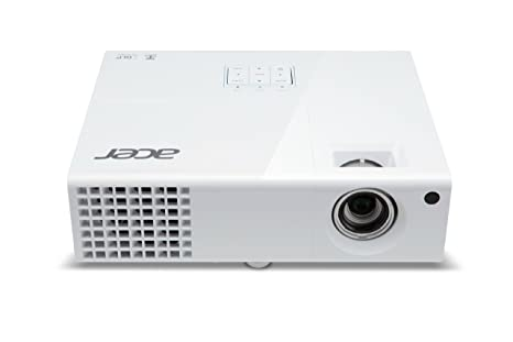 Acer P1173 DLP 3D Projector White