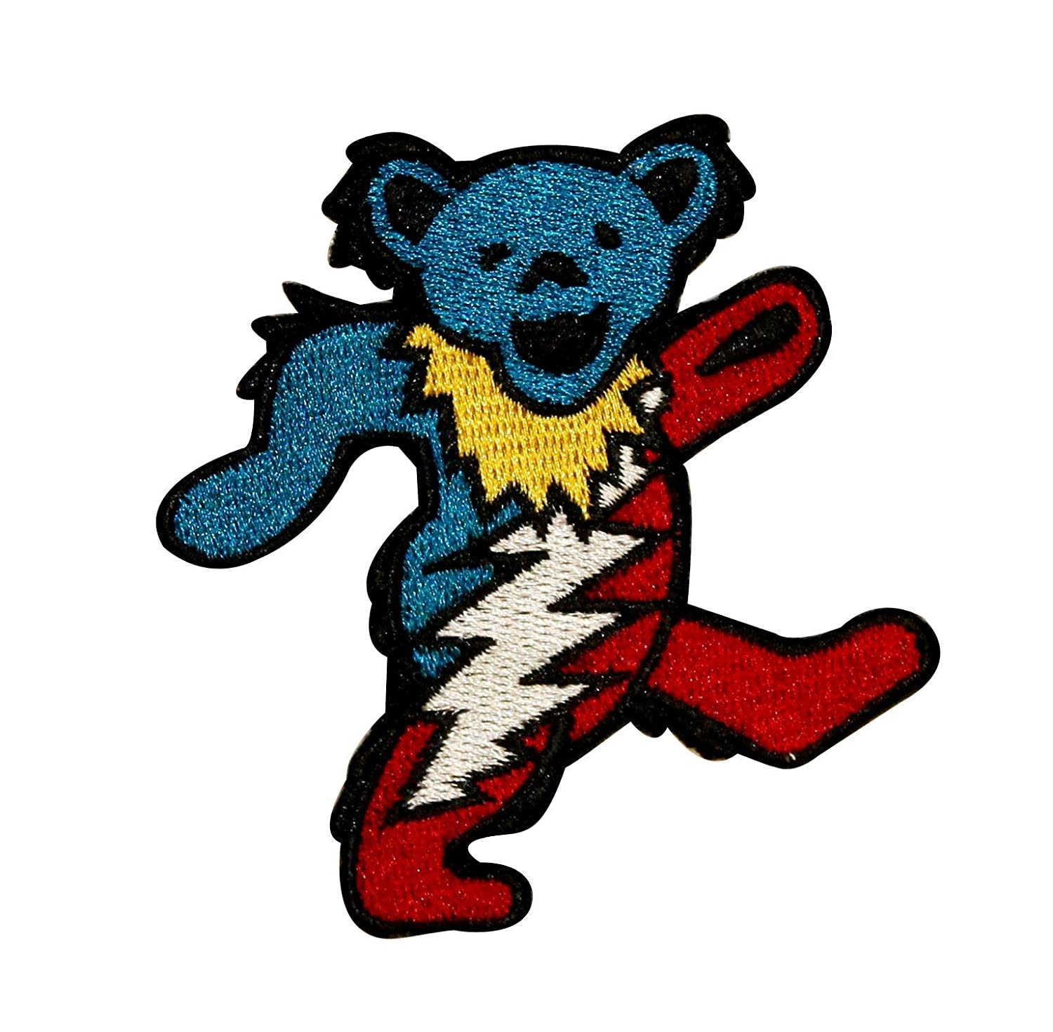 Images Dancing Bear Dancing Bear Embroidered