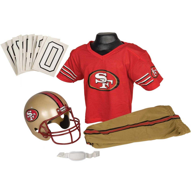 NFL Jersey's Youth San Francisco 49ers Colin Kaepernick Nike Scarlet Limited Jersey