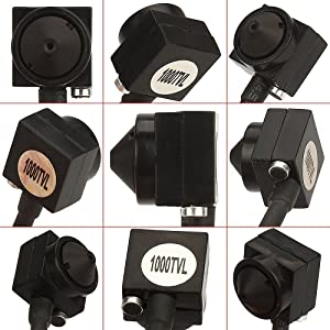 Vanxse Cctv Hd Mini Spy Pinhole Security Camera 1000tvl Hidden Mini Cctv Surveillance Camera(VS-TN007)
