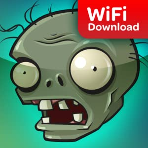 Plants vs. Zombies (WiFi Download Only) by PopCap Games, Inc.