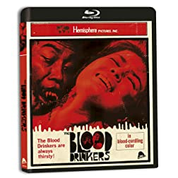 The Blood Drinkers [Blu-ray]