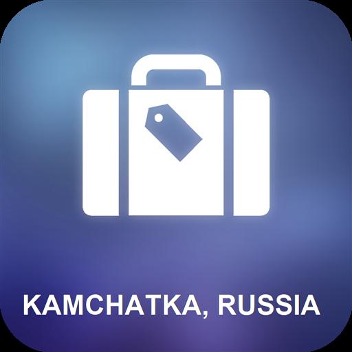 Kamchatka, Russia Offline Map