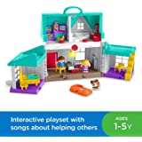 Fisher-Price Little People Big Helpers Home (Color: Limited Edition)