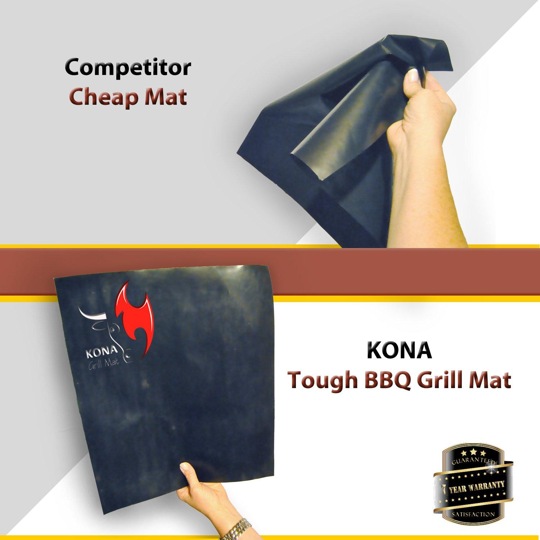 bbq grill mat comparison