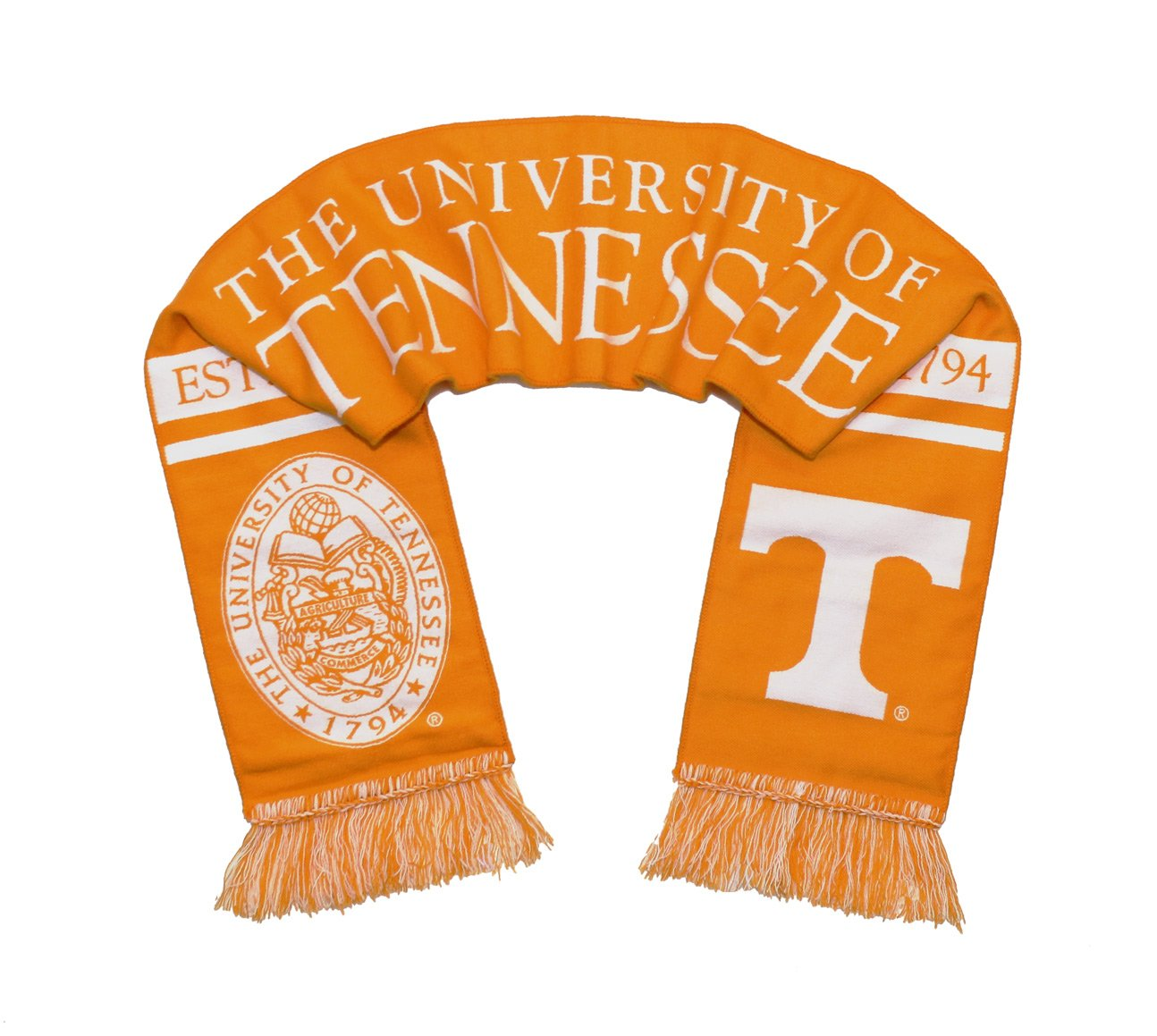 Tennessee Woven Scarf
