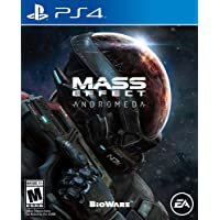 Electronic Arts Mass Effect Andromeda for PlayStation 4 Standard Edition