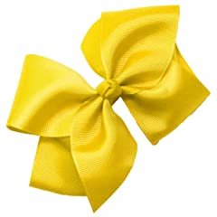 Yellow Hairbow