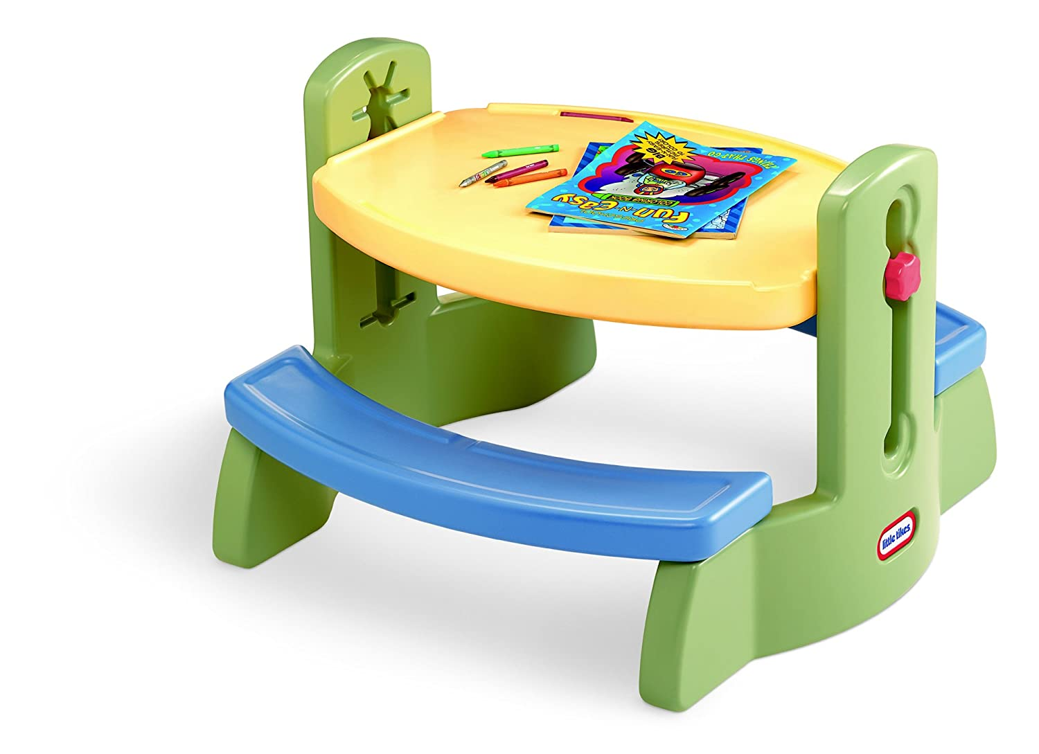 An Image of Little Tikes Adjust N Draw Table