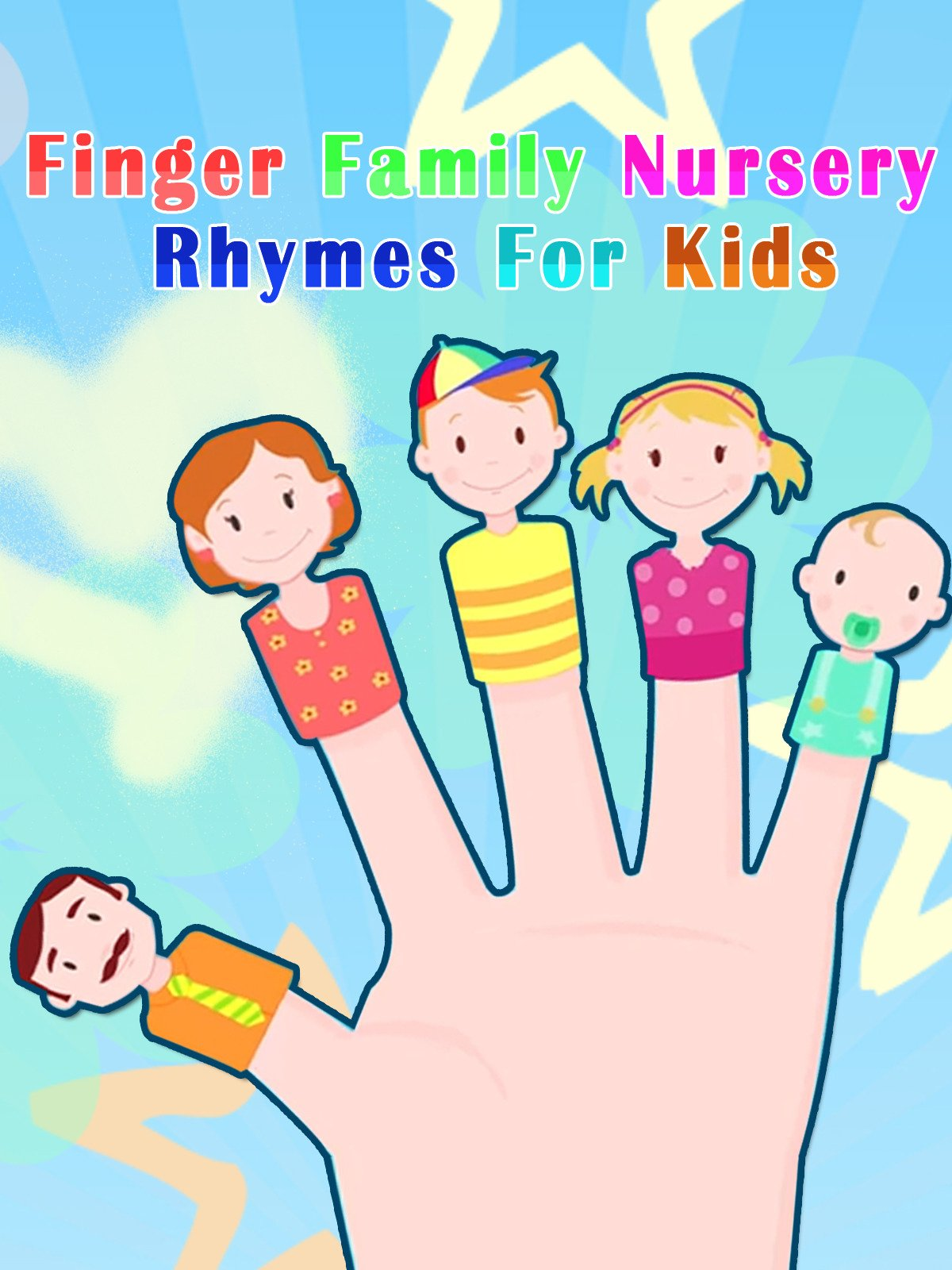 Finger Family Nursery Rhymes For Kids