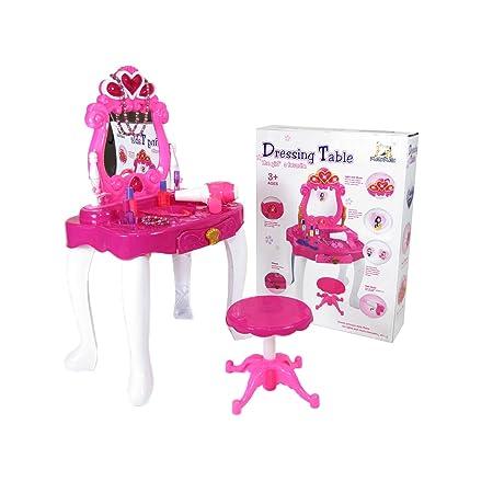 The Boot Kidz Princess Vanity Table