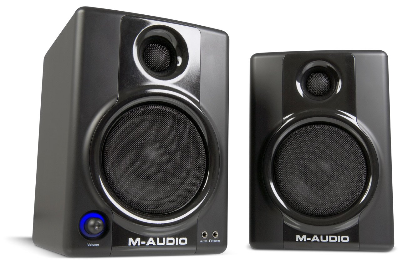 top best studio monitors review 2016 ultimate buying guide. Black Bedroom Furniture Sets. Home Design Ideas