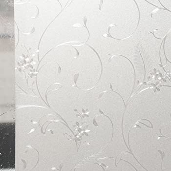 LYCSIX66 No Glue Decorative Window Film