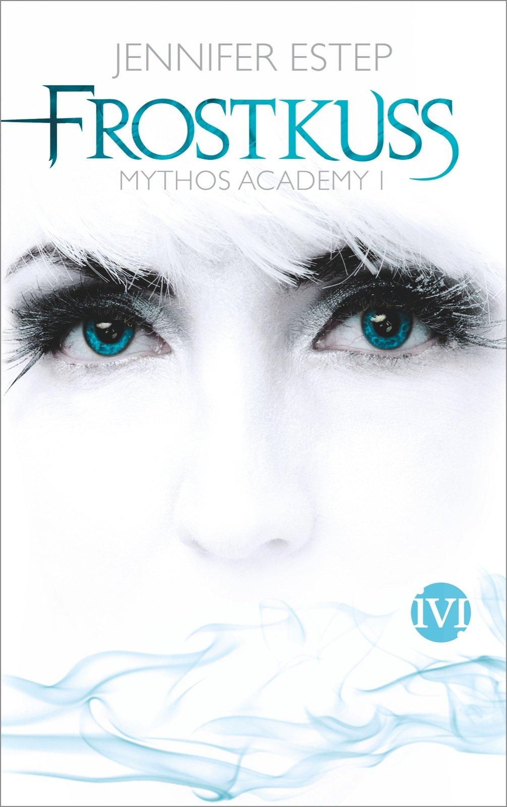 http://www.amazon.de/Frostkuss-Mythos-Academy-Jennifer-Estep/dp/349270249X/ref=sr_1_2?s=books&ie=UTF8&qid=1416240891&sr=1-2&keywords=mythos+academy