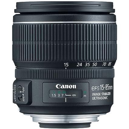 Canon 3560B002AA Objectif Noir