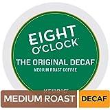 Eight O Clock Coffee Colombian Peaks, Keurig K-cup Pods (Pack of 6) (Color: Decaf, Tamaño: 72)