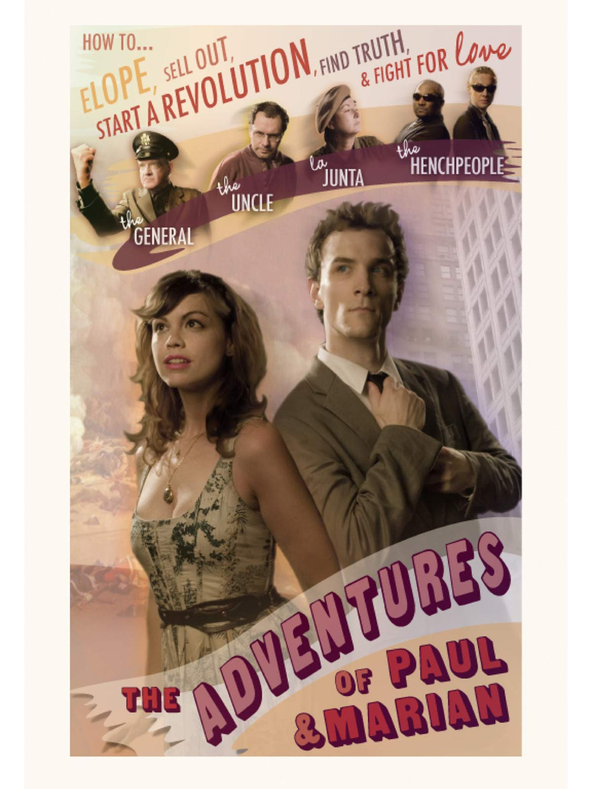 The Adventures of Paul and Marian on Amazon Prime Video UK